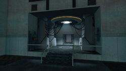 Glados chamber lobby