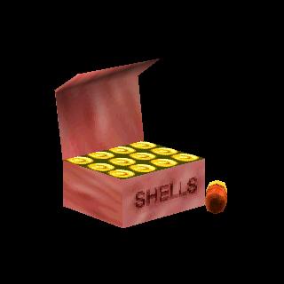 Early shell box model.