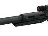 Sniper Rifle (cut weapon)