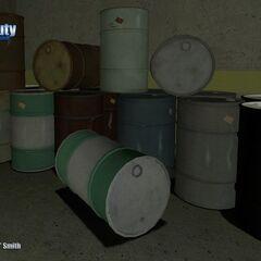 Normal Barrel Model.