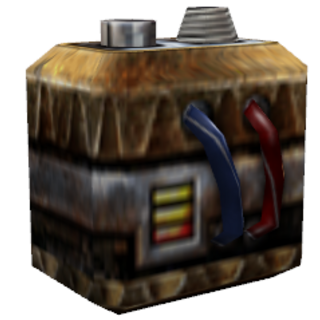 The <i>Deathmatch Classic</i> Battery.