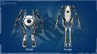 P2 robots blueprints2
