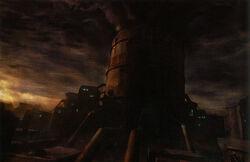 Airex reactor