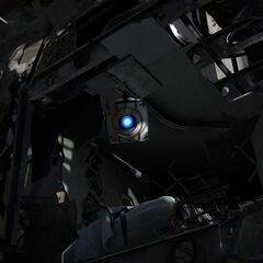 Wheatley having crashed <a href=