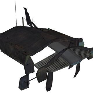 Roof model.