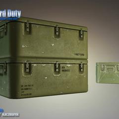 Crate Model.