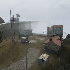 General view, in the playable Beta (with the windmill propeller model not showing).