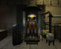 HEV Suit lab