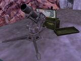 Black Ops Mortar