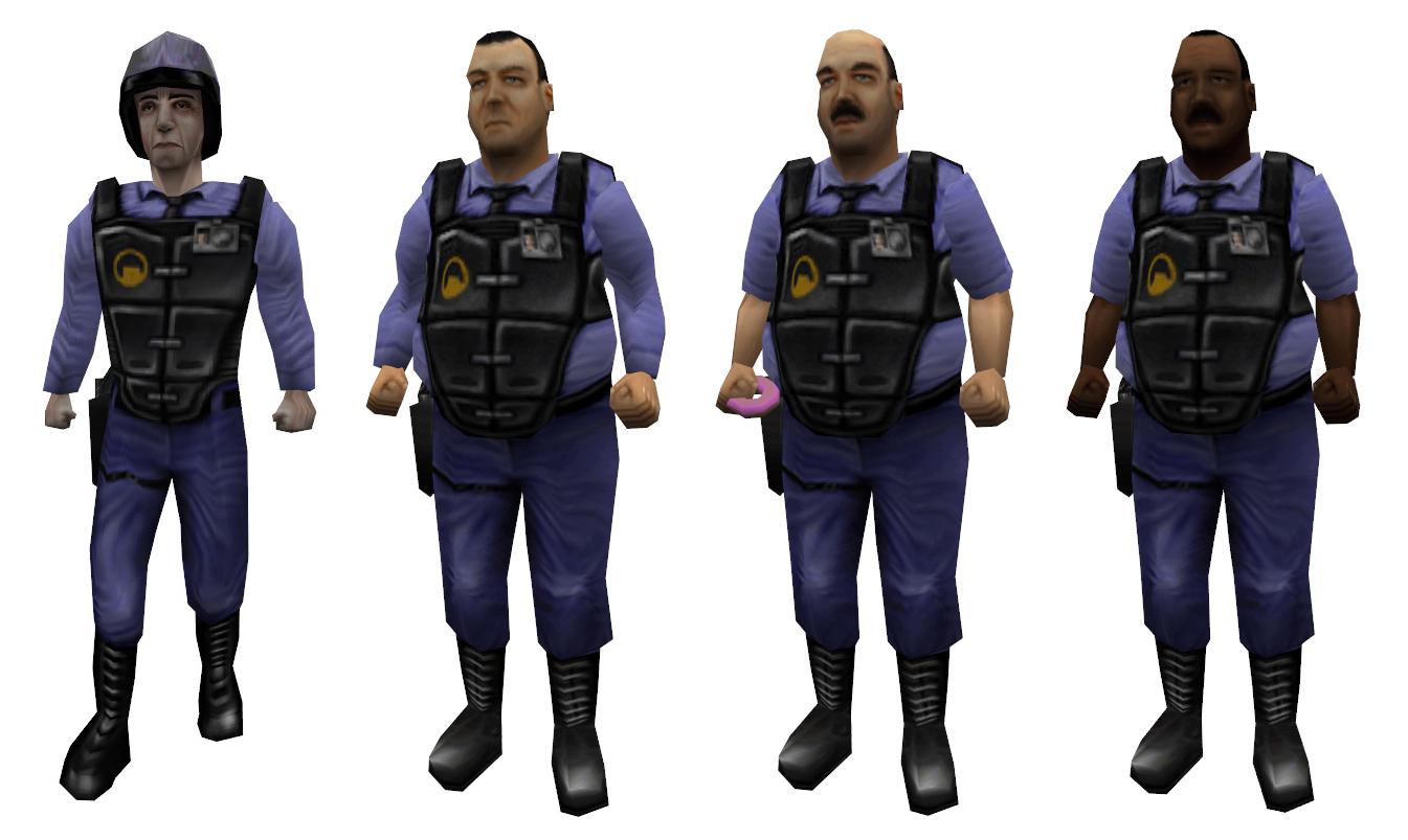 5fc40418dc Black Mesa Security Force