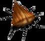 Cockroach transparent
