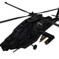 The Black Ops Apache.