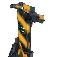Reprogrammed Sentry Gun seen in the <a href=