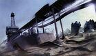 Seafloor railroad