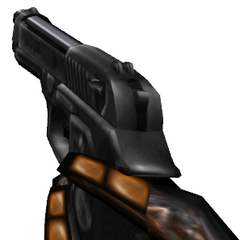 HD viewmodel, again of a Beretta 92FS.