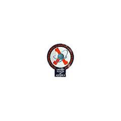 The logo featured on the Black Mesa rockets (with fixed ratio).