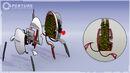 Portal 2 turret slices