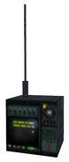 HECU radio 1 antenna