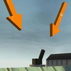 The Suppression Device in the playable <i>Half-Life 2</i> Beta.