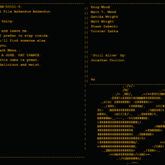 A piece of cake during the <i>Portal</i> end credits, also featured in the icon of the