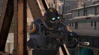 Half-Life Alyx – New Combine Soldier Types