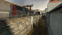 HalfLife2 City17 Railway&Canal