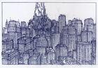 Citadel skyscrapers view