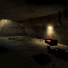 Inside Station 12.