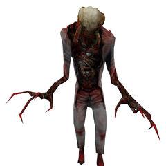 Zombie scientist.