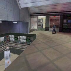 Second version walking in Black Mesa.