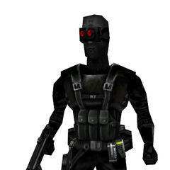 The male Black Ops assassin from <i>Opposing Force</i>.