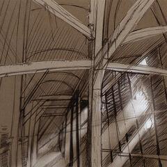 A City 17 attic.