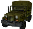 M35 cargo truck