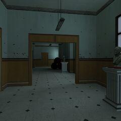 Hallway with <a href=
