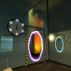 Early portals from the 2005 beta.