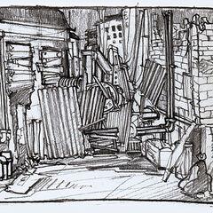 Ravenholm sketch.