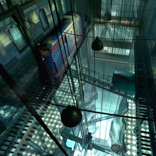 City 17 Trainstation Half Life Wiki Fandom Powered By Wikia