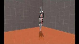 Combine Assassin - Animations