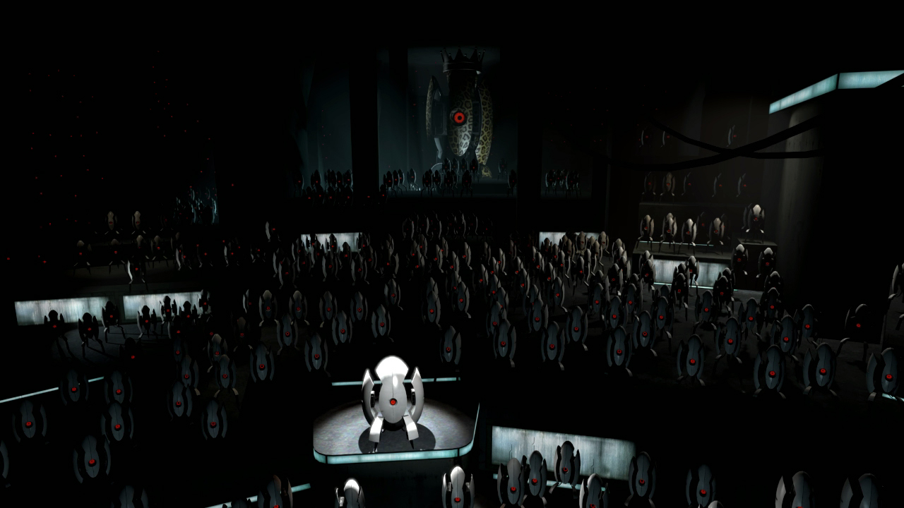 Turret Opera   Half-Life Wiki   FANDOM powered by Wikia