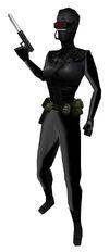 Black Ops fem