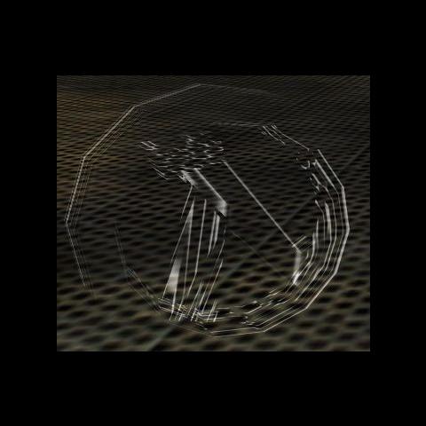 The Ring of Shadows, using the Lambda logo.