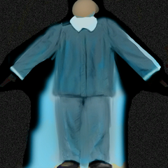 Front texture file for the Stenographer's Chasm worker model.