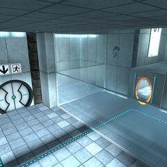 Test Chamber 01.
