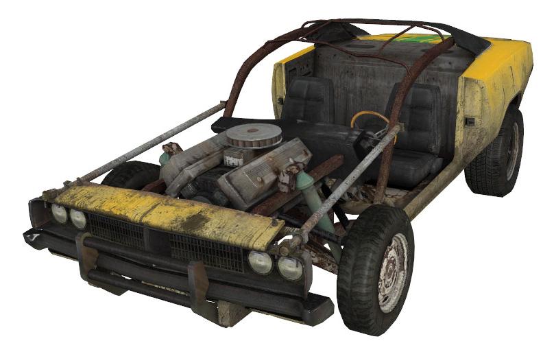 Muscle Car Half Life Wiki Fandom Powered By Wikia