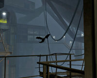 Flying Crow Test Shaft 09 Portal 2