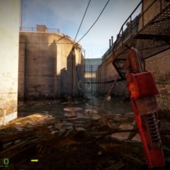 The Urban Chaos Chapter of the Canal section screenshot.