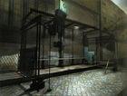 Trainstation shelter