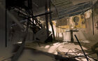 Portal 2 beta destroyed chamber