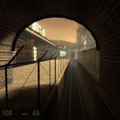 Tunnel to liberty?