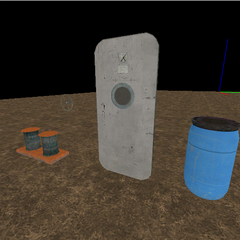 The remaining Borealis models found in the retail version of Half Life 2 and it's episodes.